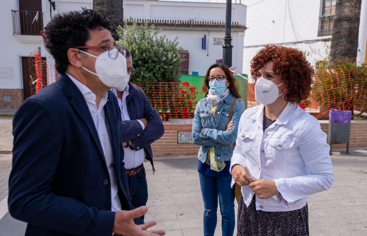 El reto demográfico, las ayudas a proyectos y la Ruta del fandango centran el 'Pueblo a pueblo' en el Andévalo