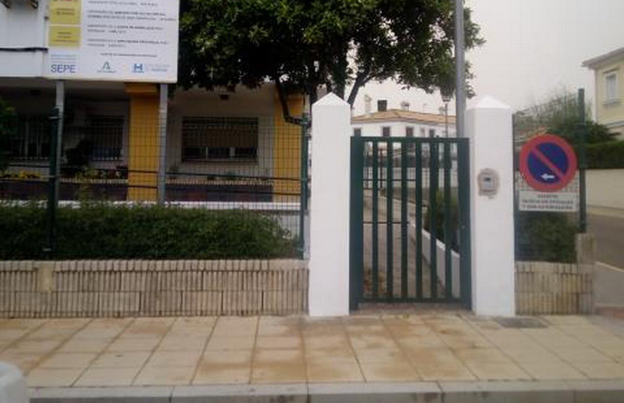Concluyen las obras de ampliación de dependencias oficiales y ejecución de rampa de accesibilidad en el cuartel de la Guardia Civil en Lepe
