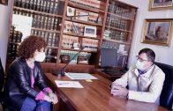 Mª Eugenia Limón destaca el desarrollo sostenible como oportunidad de futuro para los pueblos del Andévalo y la Sierra