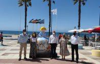 La Antilla vuelve a lucir este verano 2021 el distintivo Q de Calidad Turística y la bandera Ecoplayas