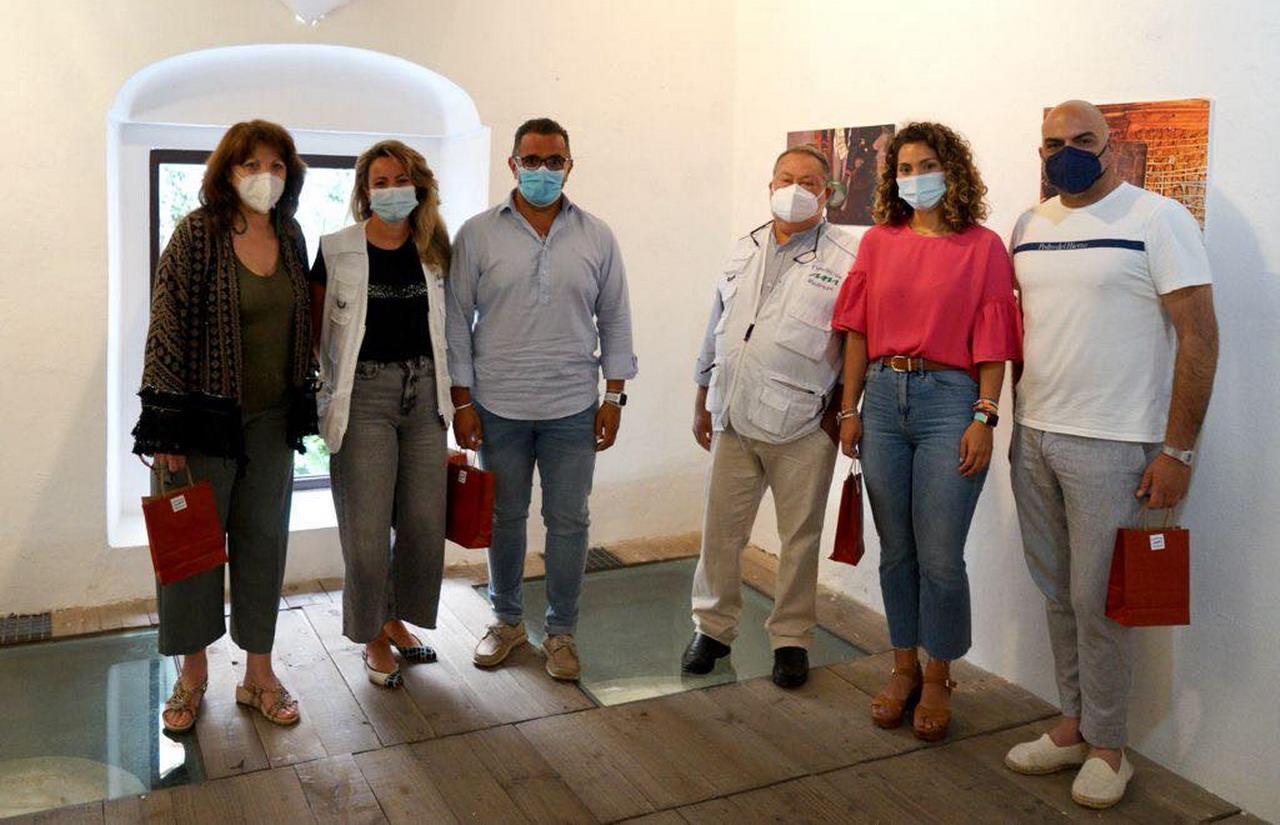 La Casa Grande acoge la exposición «Vente al Cole», de la Fundación Madrazo