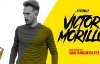 Victor Morillo nuevo jugador del CD San Roque de Lepe