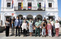 Reconocimiento del Ayuntamiento y la Subdelegación a la Policía Local y a la Guardia Civil