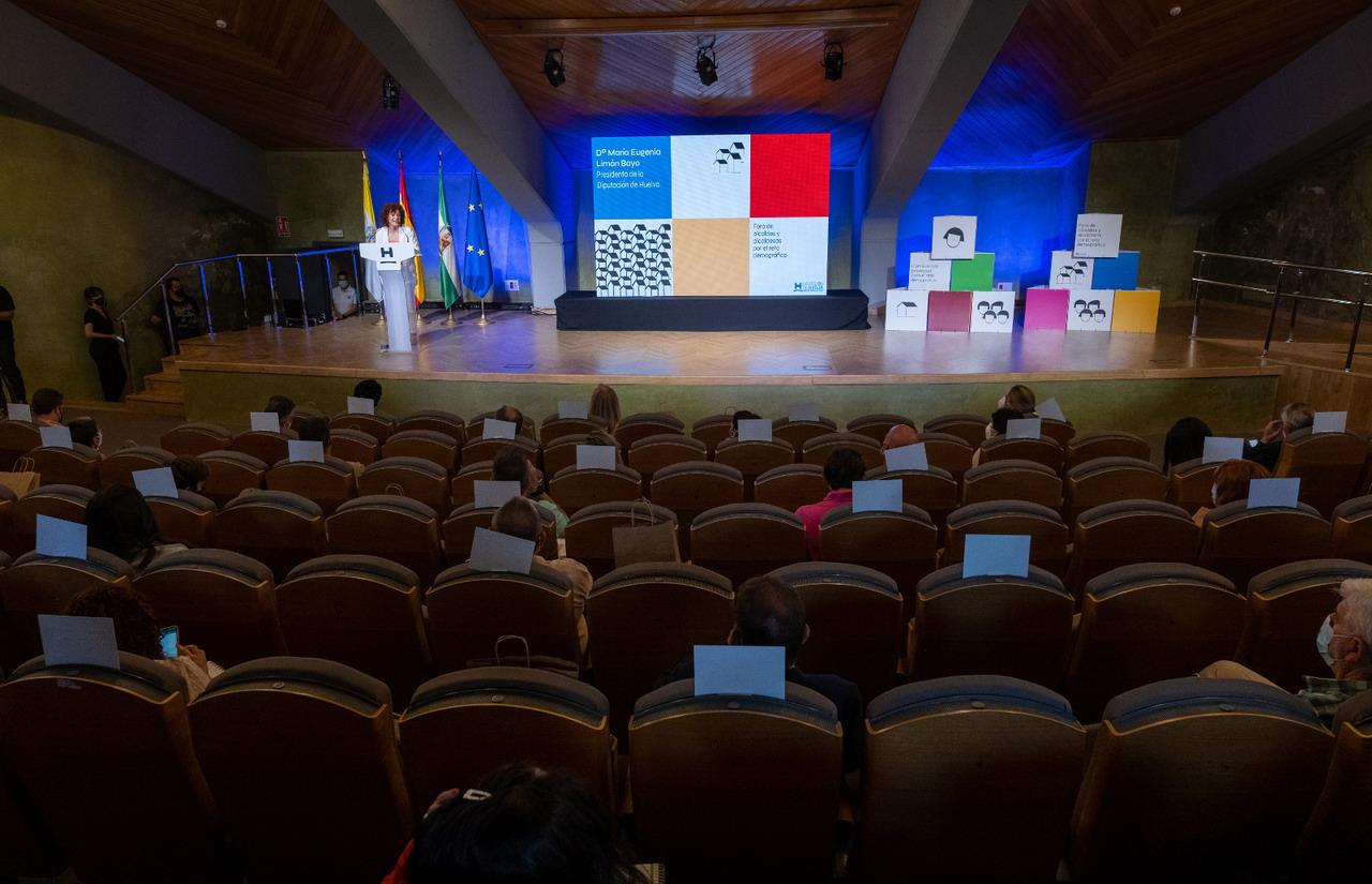 El Comisionado para el Reto demográfico en la provincia de Huelva arranca con un Plan de Acción de 61 millones de euros