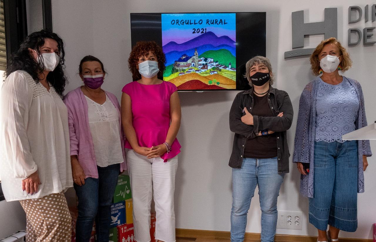 """Diputación centra en el documental """"Orgullo rural"""" su programa conmemorativo del 28 de Junio"""
