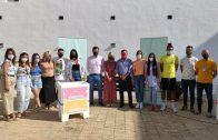 Ayuntamiento, Agelepe y empresarios del municipio sortean los premios de la campaña «Esta primavera: comprar en Lepe tiene premio»