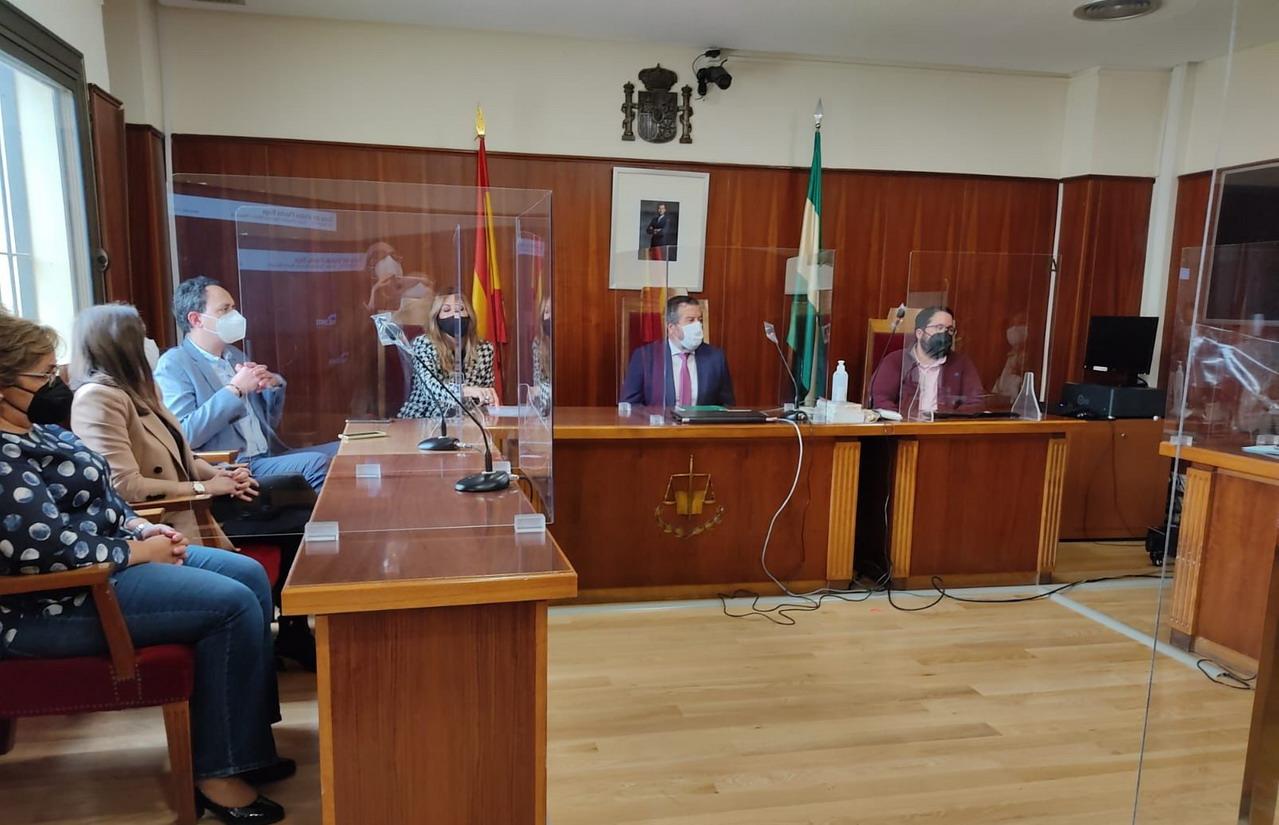 Justicia pone en marcha el plan de refuerzo del servicio de guardia en Ayamonte