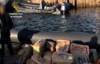 La Guardia Civil interviene 3.700 kg. de hachís en la Costa de Ayamonte