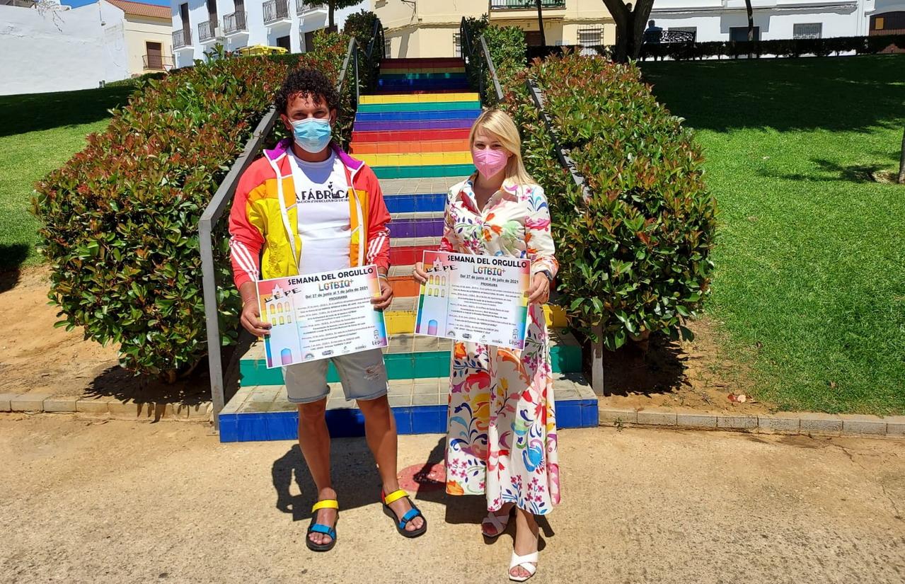 Juventud prepara un amplio programa para celebrar la Semana del Orgullo LGTBIQ+ en Lepe