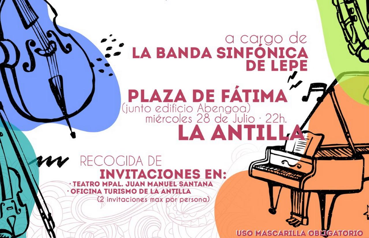 La Escuela Municipal de Música de Lepe presenta su Concierto de Verano