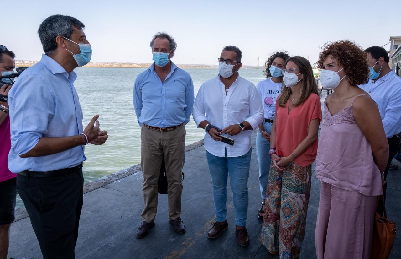 Lonja de Ayamonte, un ejemplo de innovación y pesca sostenible