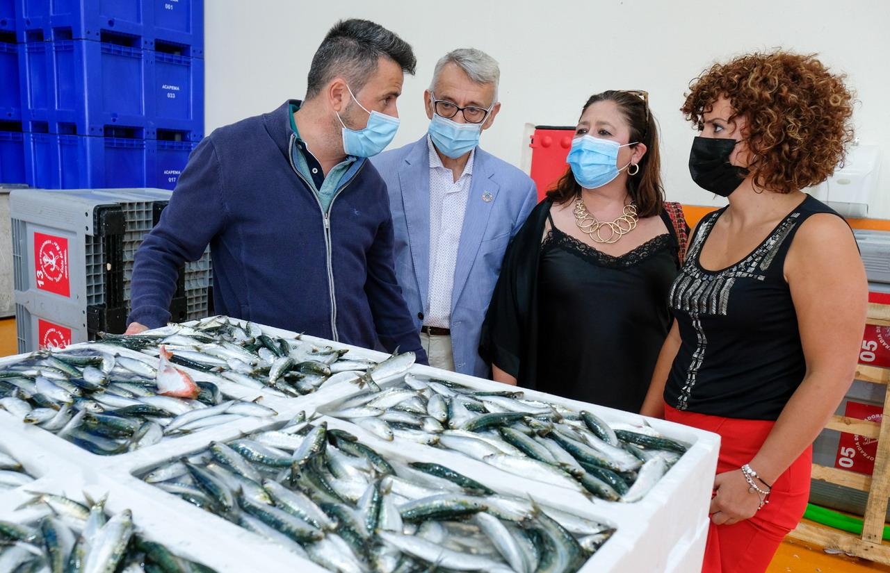 """""""La lonja de Punta Umbría es una visita imprescindible para conocer el latir pesquero y la esencia marinera de nuestra tierra"""""""