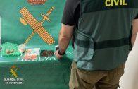 La Guardia Civil desarticula un punto de venta de droga deteniendo a dos personas en Lepe