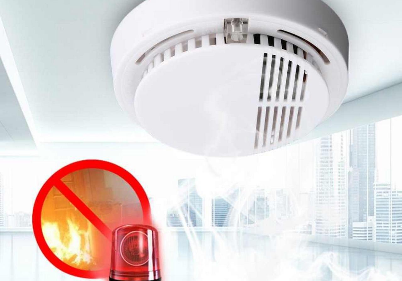 «Ayúdanos a Ayudarte: Detectores de incendios»