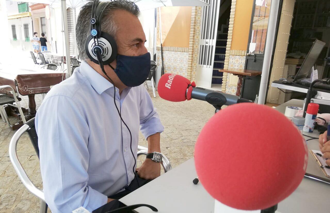 Jenaro Orta, alcalde, habla sobre su ciudad