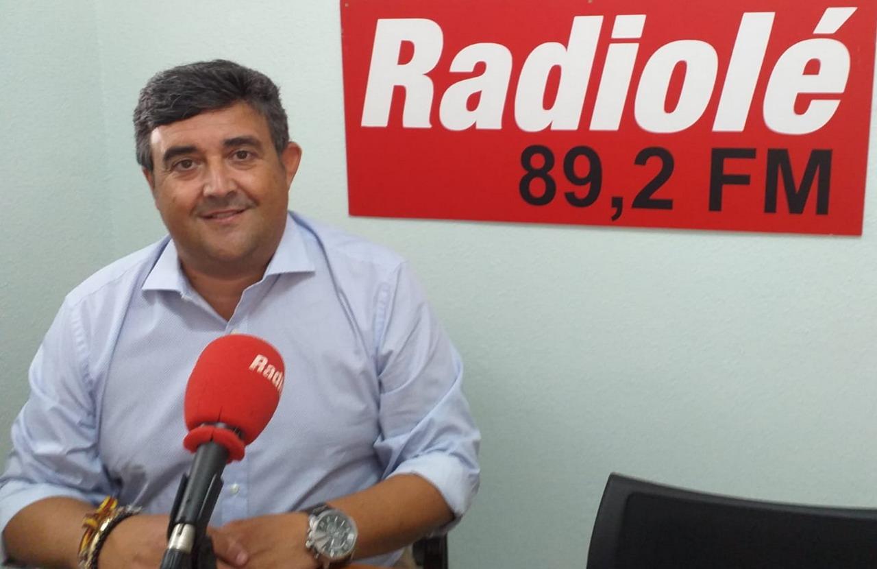 El Delegado Territorial de Fomento, Infraestructuras, Ordenación del Territorio, Cultura y Patrimonio Histórico en Huelva, José Manuel Correa, habla del proyecto del Real de la Almadraba.
