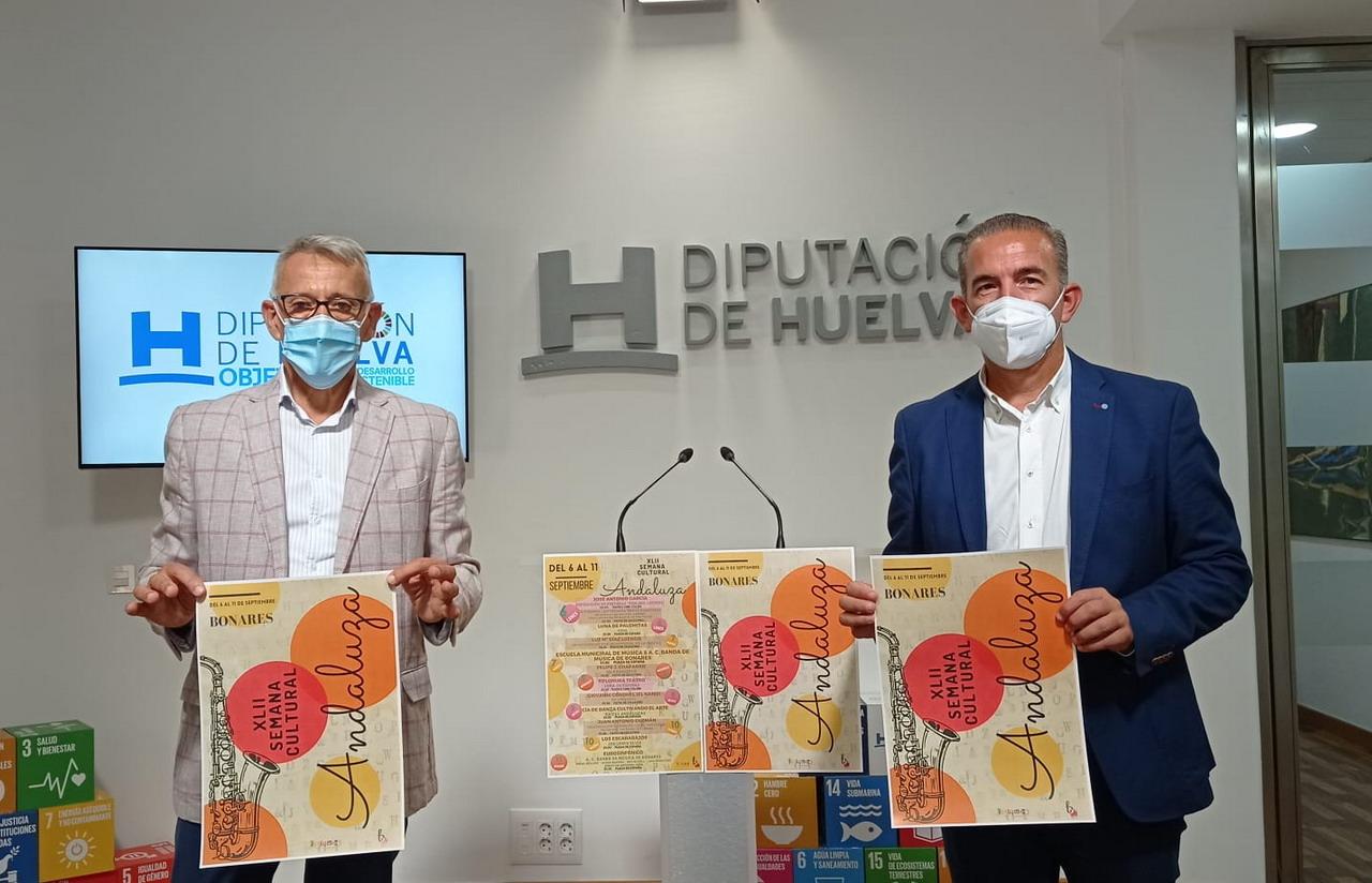 El arte aterriza en Bonares hasta el 11 de septiembre con XLII Semana Cultural