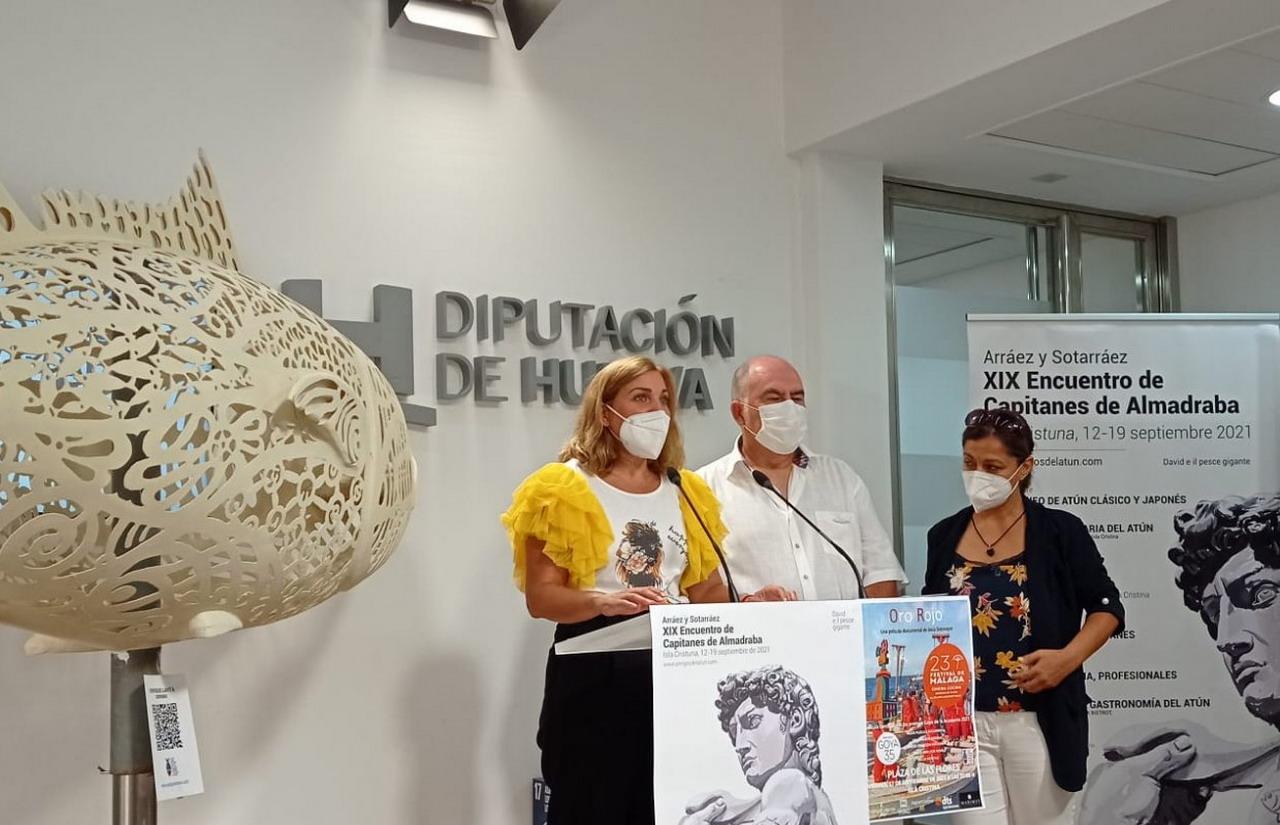 Del 12 al 19 de septiembre tenemos una cita en el XIX Encuentro de Capitanes de Almadraba 'Arráez y Sotarráez' de Isla Cristina