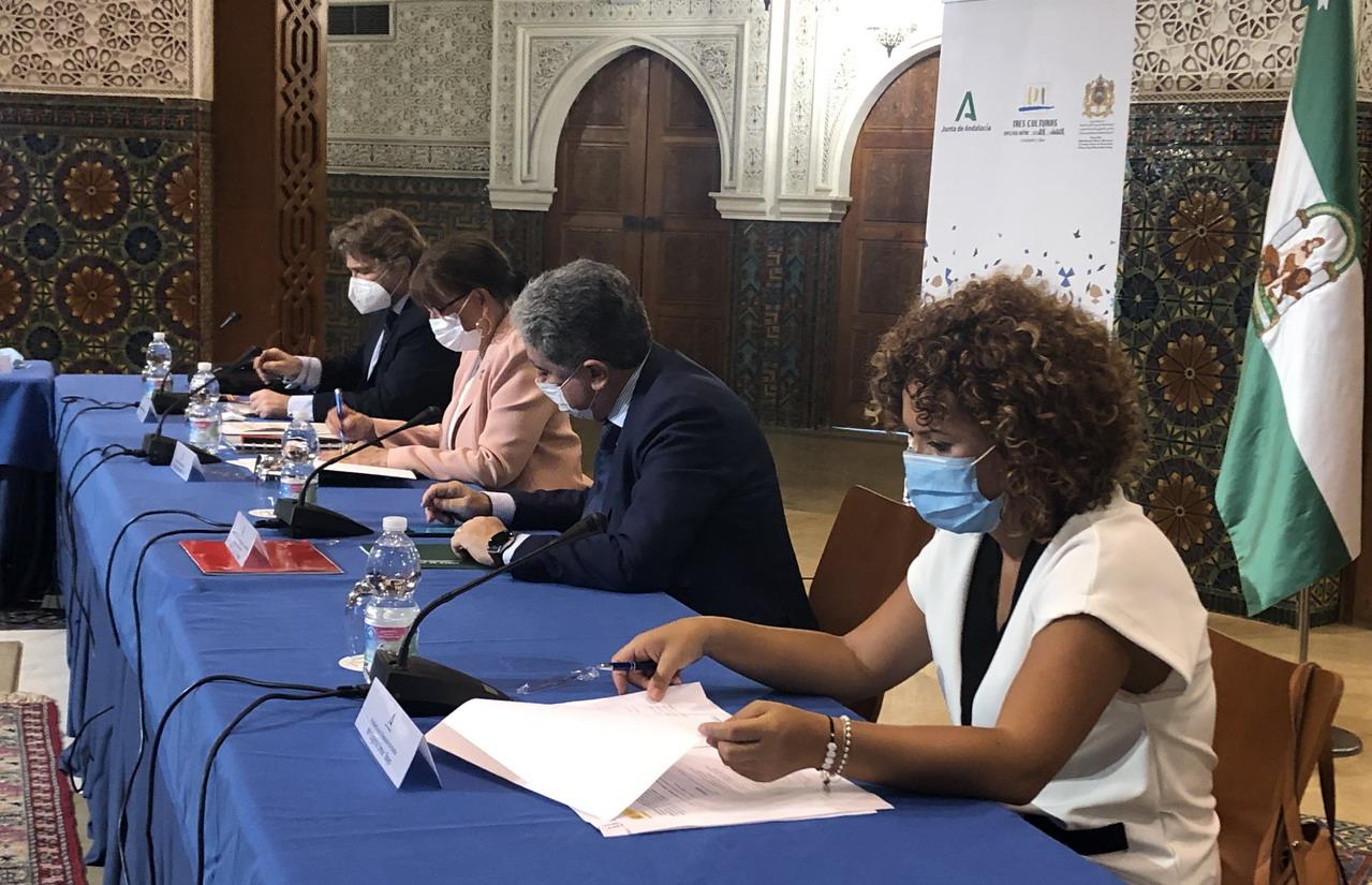 """M.ª Eugenia Limón destaca el papel del Observatorio La Rábida como """"instrumento al servicio de la comunidad de naciones de Iberoamérica"""""""