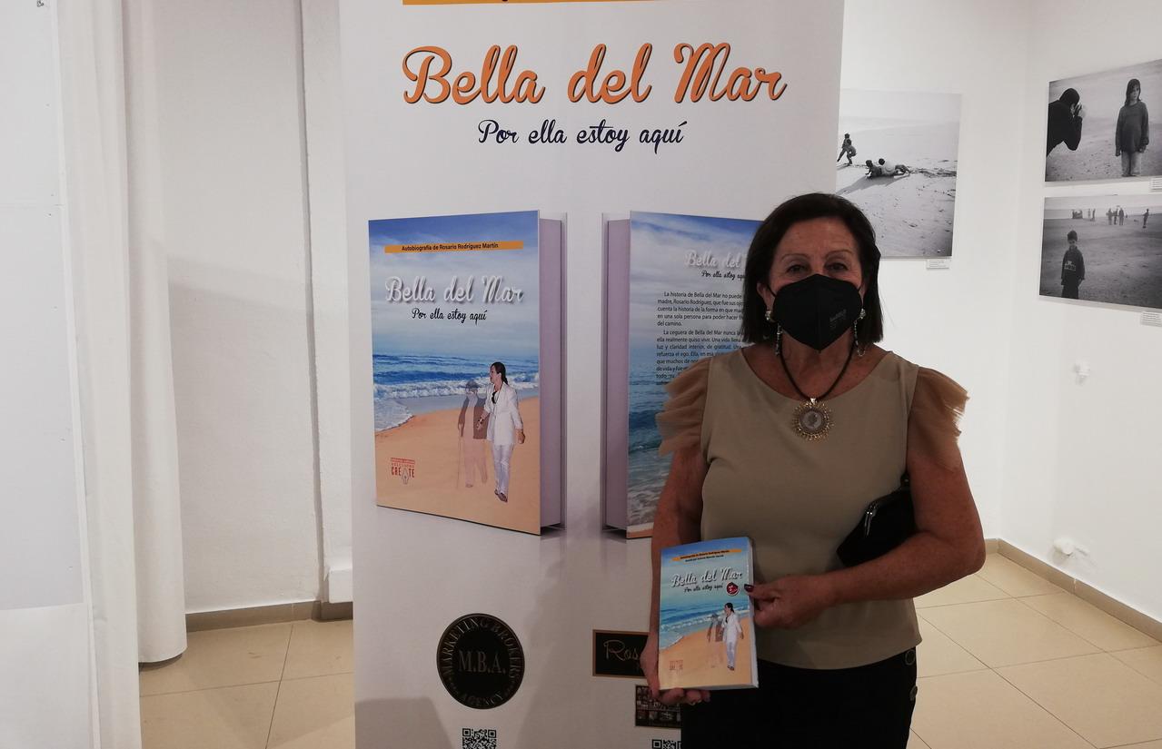 Rosario Rodríguez presenta «Bella del Mar, por ella estoy aquí»